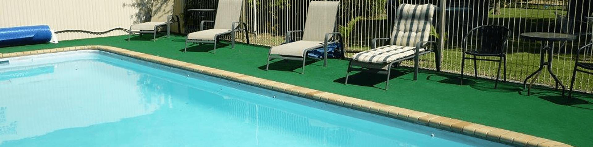 Swimming Pool - Nicholas Royal Motel - Hay NSW
